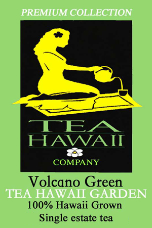 Hawaii Grown Tea - Volcano Green