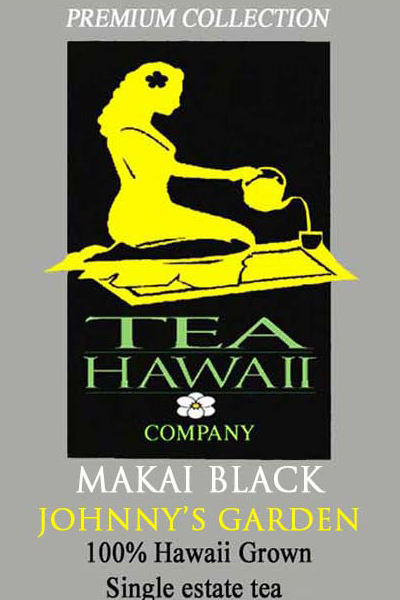 Hawaii Grown Tea - Makai Black