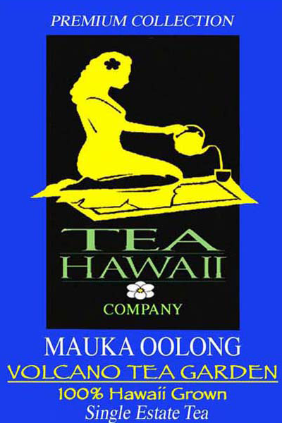 Hawaii Grown Tea - Mauka Oolong