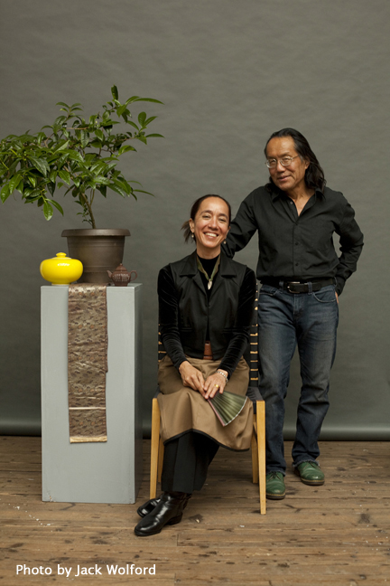 Chiu Leong & Eva Lee, Tea Hawaii & Company founders